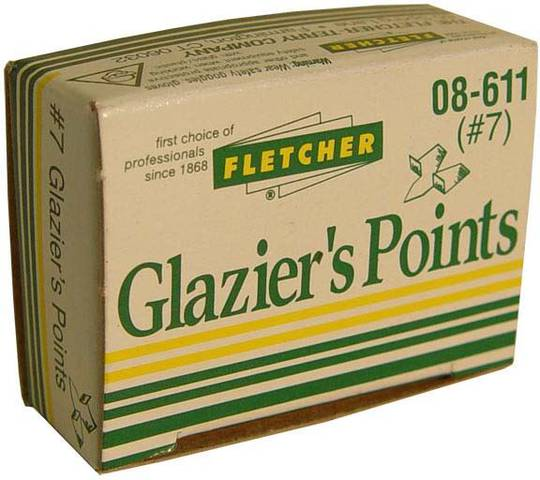 FLETCHER PUSH POINTS - DISPLAY PACK