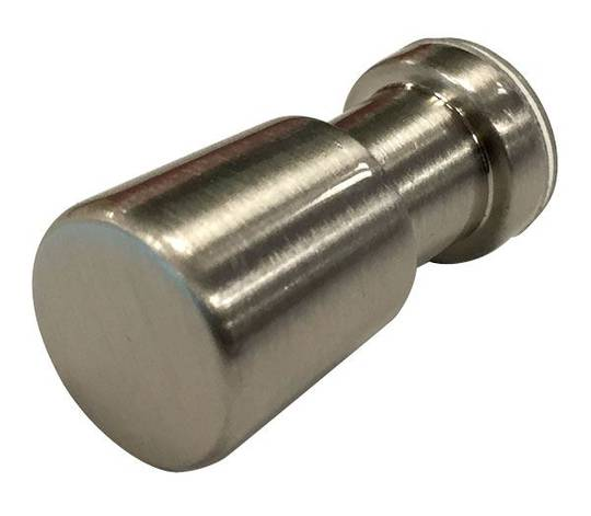 GLASS DOOR KNOB DIAM.14MM