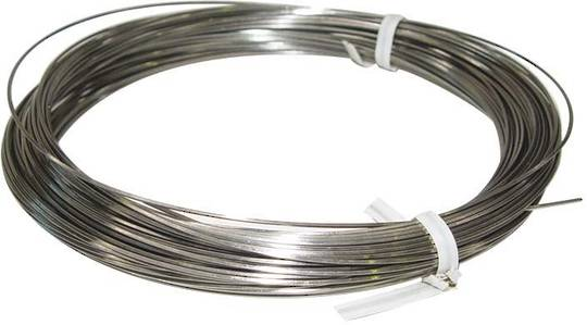 SQUARE SECTION CUT OUT WIRE - 24M
