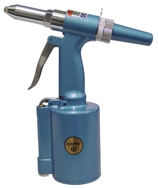 "PNEUMATIC 3/16"" AIR RIVETER"