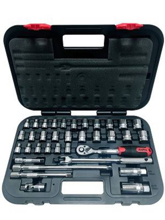 "3/8"" DRIVE SOCKET SET - 6 PT"