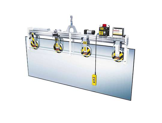 BATTERY GLASS LIFTER B9A -800KG