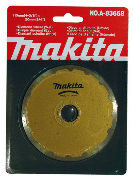 MAKITA DIAMOND SAW BLADE - 110MM