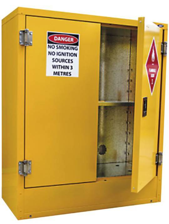 FLAMMABLE LIQUID CABINET - 150L