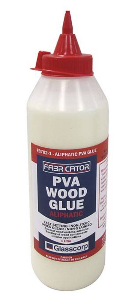 ALIPHATIC PVA GLUE - 1 LITRE