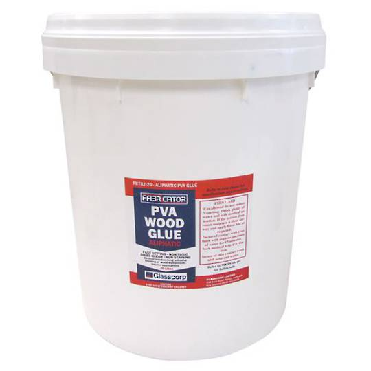 ALIPHATIC PVA GLUE - 20  LITRE