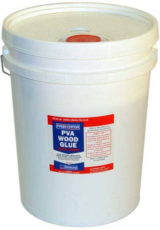 CROSS LINKING PVA GLUE - 20 LITRE