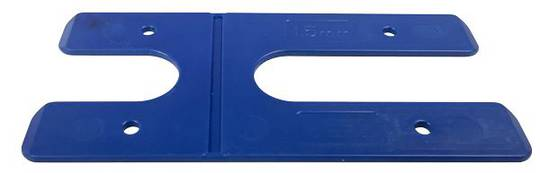 1.5MM H PACKERS - BLUE (BOX OF 100) LONG