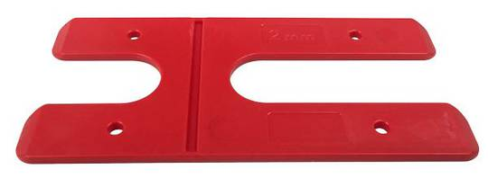 2.0MM H PACKERS - RED (BOX OF 500) LONG