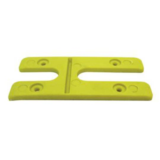 4.0MM H PACKERS - YELLOW (BOX OF 100)