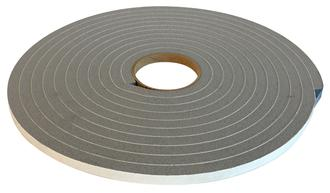 FOAM GLAZING TAPE -  12.7 x 12 x 7M GREY