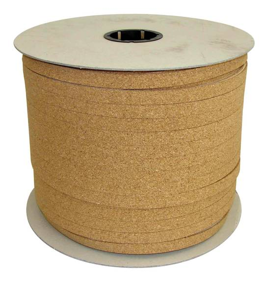 CORK/FOAM BUFFER STRIP (19X19X4) - 300M