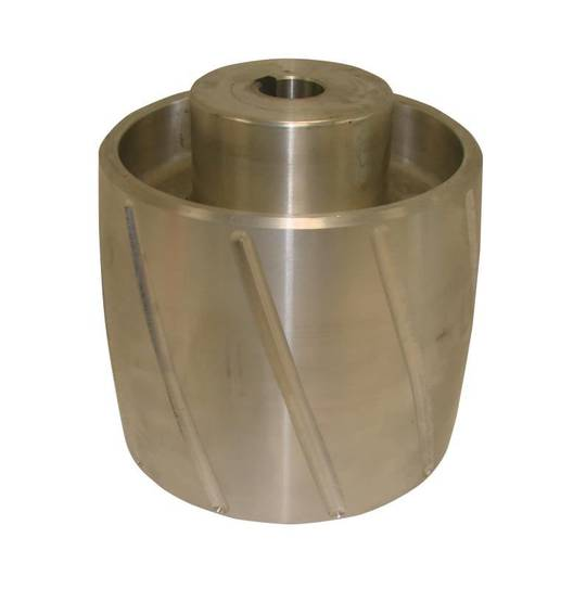 BOTTOM DRIVE PULLEY FOR BELT MACHINE