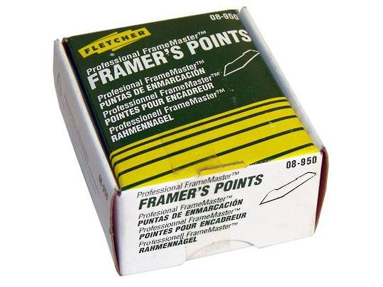 FLETCHERS FRAMERS POINTS ( 08-950 )