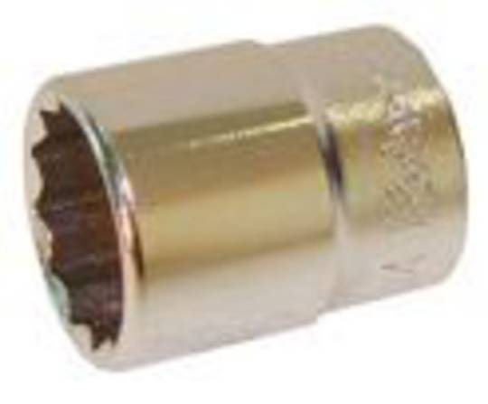 "1/4"" DRIVE SHORT REACH SOCKET-14MM"
