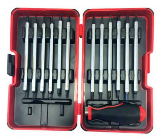 FELO SMART DRIVE BIT SET - 13PC