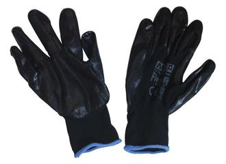 HYFLEX COATED GLOVES - SIZE 9