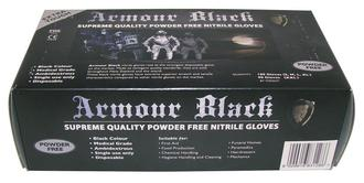 ARMOUR NITRILE GLOVES - XXX-LARGE