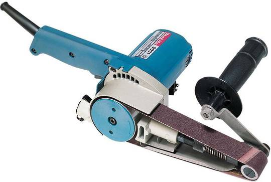 MAKITA 9031 BELT SANDER - 533 X 30MM
