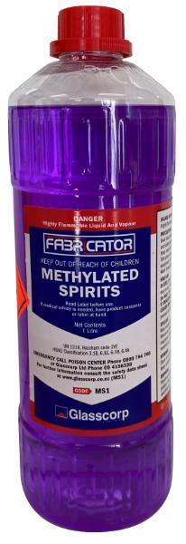 METHYLATED SPIRITS - 1 LITRE