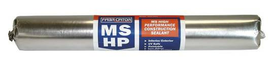 GLASSCORP MSHP SEALANT - BLACK 600ML