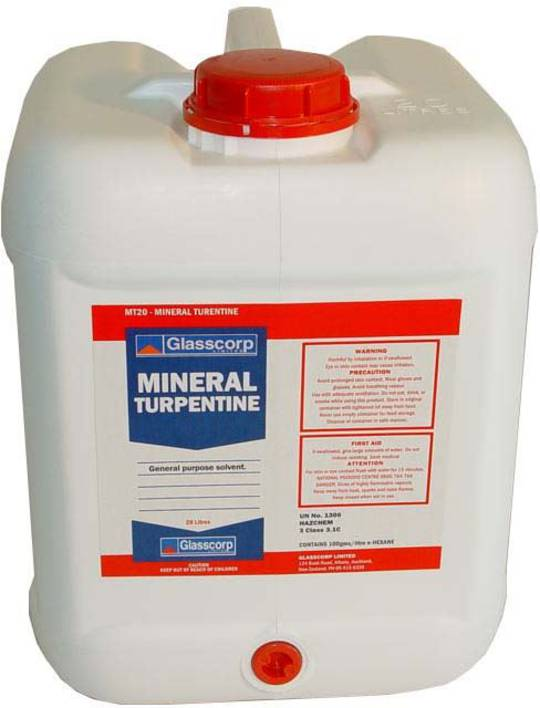 MINERAL TURPENTINE - 20 LITRE