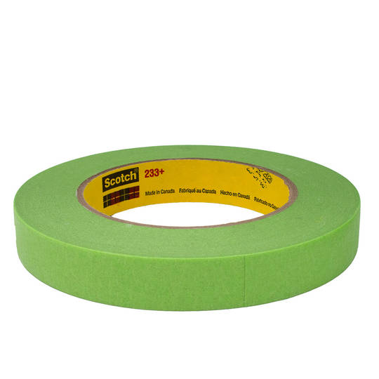 PREMIUM LONG LIFE MASKING TAPE - 18MM