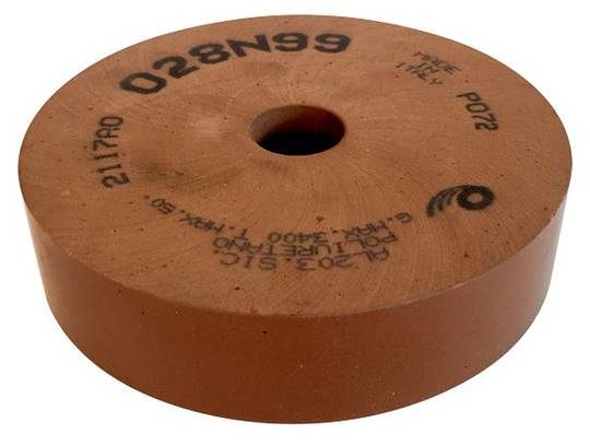 125 X 35 X 22 028N99 POLISHING WHEEL
