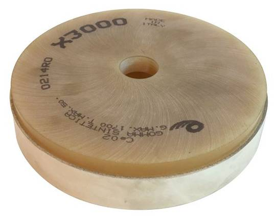 150 X 30 X 22 X3000 CERIUM WHEEL
