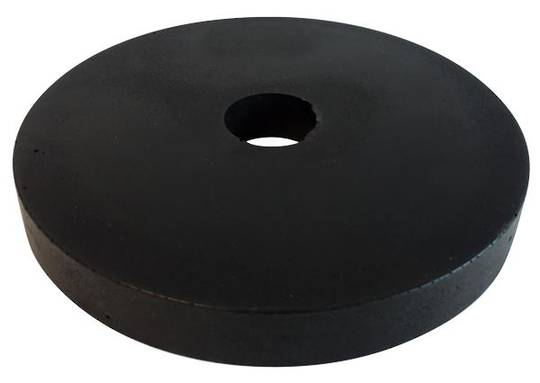 MAX3 POLISHING WHEEL BLACK