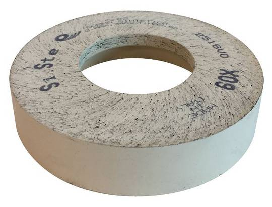 RBM 150 x 30 x 70 X09 POLISHING WHEEL