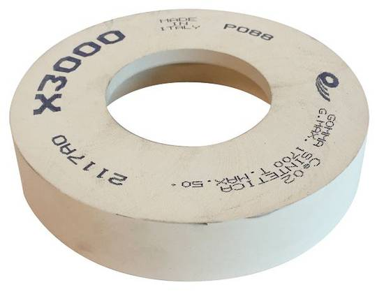 RBM 150 x 30 x 70 X3000 POLISHING WHEEL