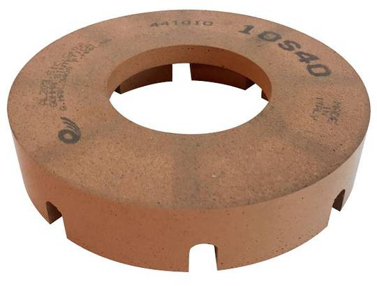 POLISHING WHEEL 150/30/70 10S40 SEGMENT
