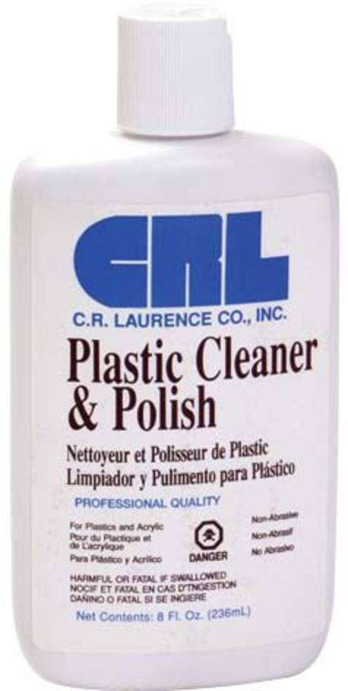 PLASTIC CLEANER & POLISH