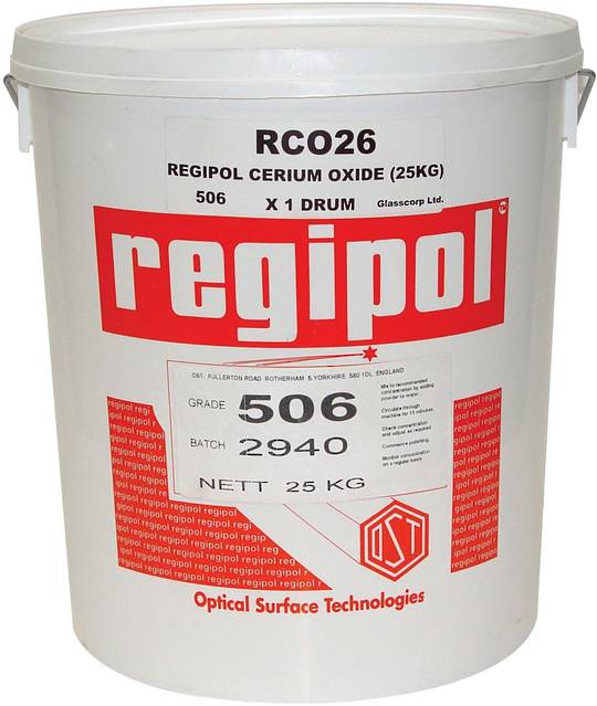 CERIUM OXIDE - GENERAL PURPOSE 25KG