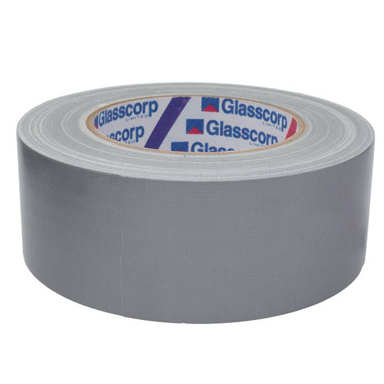 PREMIUM CLOTH TAPE - 48MM - SILVER