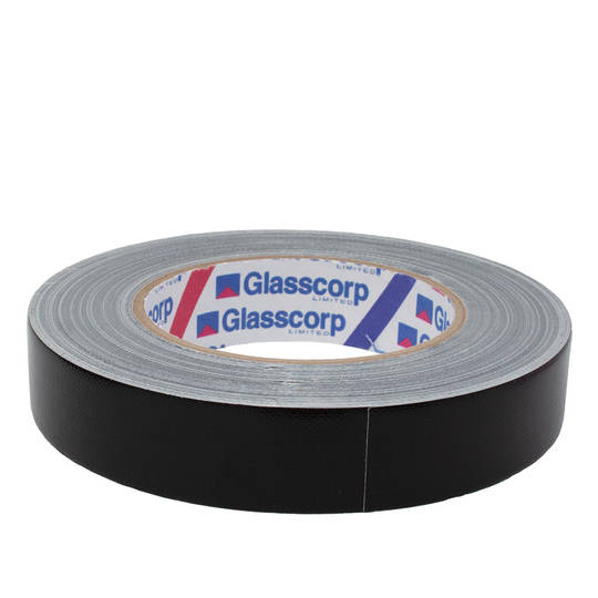 PREMIUM CLOTH TAPE - 24MM BLACK