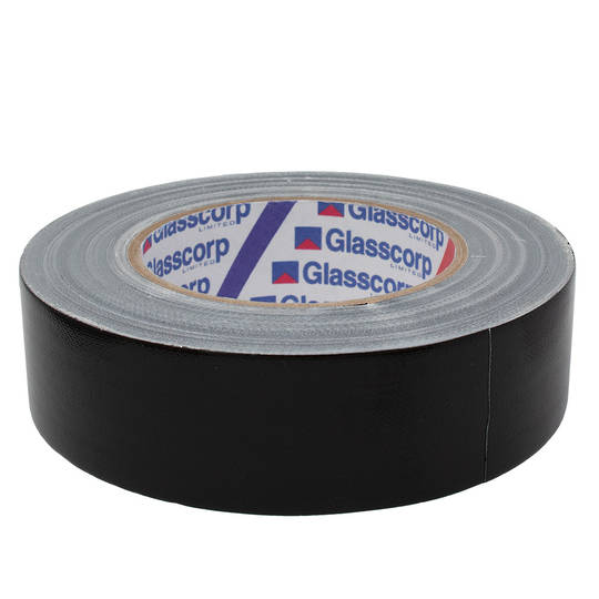 PREMIUM CLOTH TAPE - 36MM BLACK