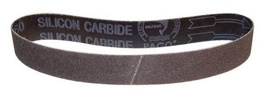 80 GRIT BELT - 20MM X 480MM