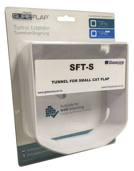 SUREFLAP TUNNEL FOR SMALL CAT FLAP