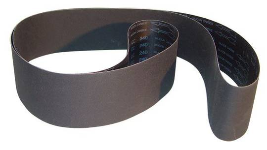 240 GRIT BELTS - 100MM 2690MM