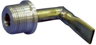 BRASS SEALANT NOZZLE - RIGHT ANGLE
