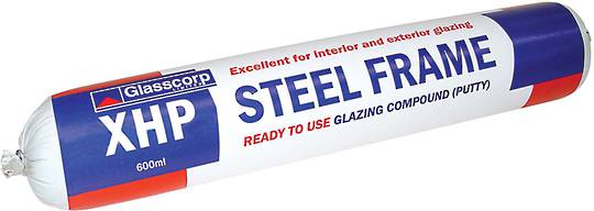 XHP STEELFRAME GLAZING COMPOUND - 1KG