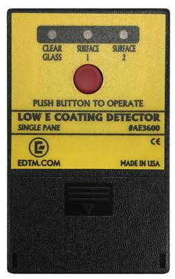 AE3600 EURO E LOW E COATING DETECTOR