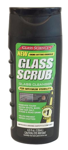 PROVISION GLASS SCRUB - 135ML