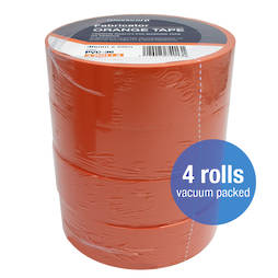 PREMIUM ORANGE PVC TAPE - 36MM
