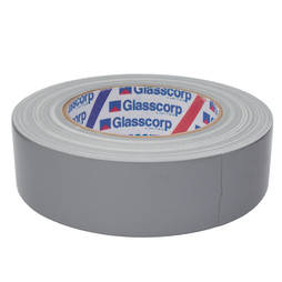 PREMIUM CLOTH TAPE - 36MM SILVER